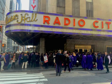 Tisch School of the Arts Commencement '16
