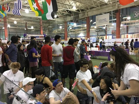 Students Commemorate Cancer Victims at Relay for Life