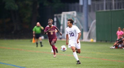 Soccer Held Scoreless in Home Loss