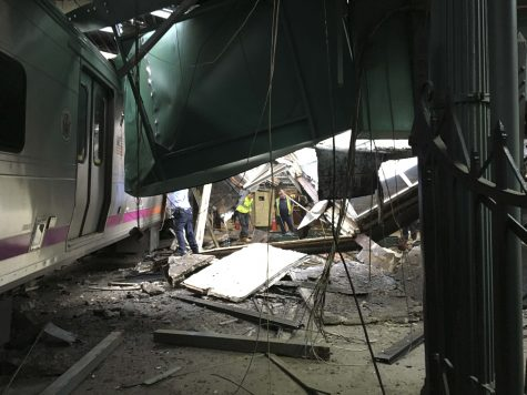 The NYU Alum on the Hoboken Train Crash