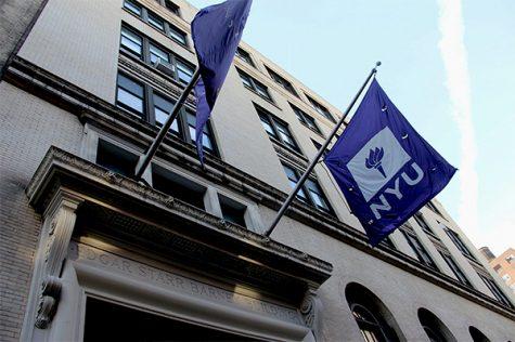NYU Drops in U.S. News Rankings