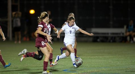 Women's Soccer Soars While Men's Runs in Place