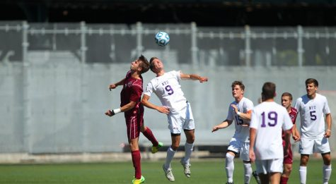 Violet Soccer Players Come in Clutch in Mid-Week Action
