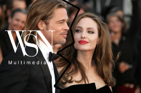 Students React to Split of NYU Dropout Angelina Jolie and Brad Pitt