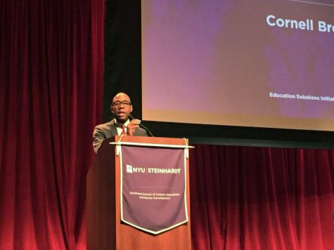 NAACP President Discusses Student Roles in Civil Rights and Education