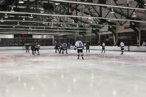 Violets Hockey Recipe for Redemption Goes Beyond Rink