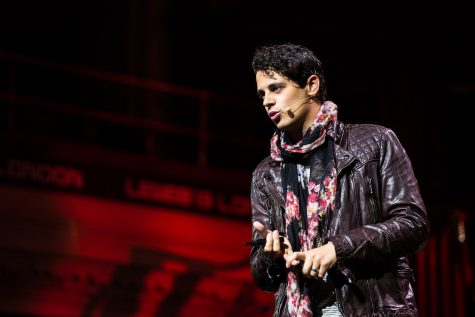 Milo Yiannopoulos Talk Canceled Due to Security Concerns