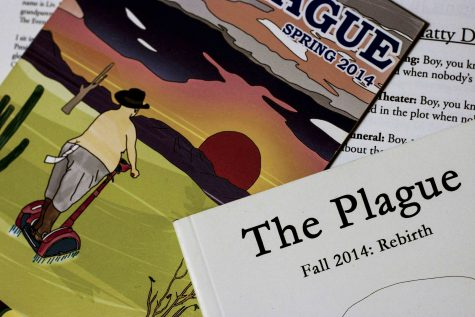 The Plague: The Sickest Publication on Campus