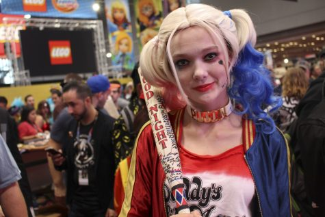 Characters Come to Life at New York Comic Con