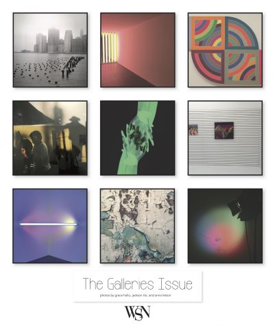 The Galleries Issue