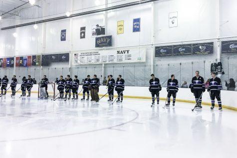 Hockey Fails to Uphold Streak