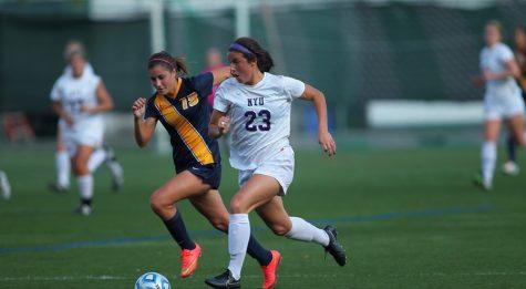 Women's Soccer Rebounds from Scoreless Weekend