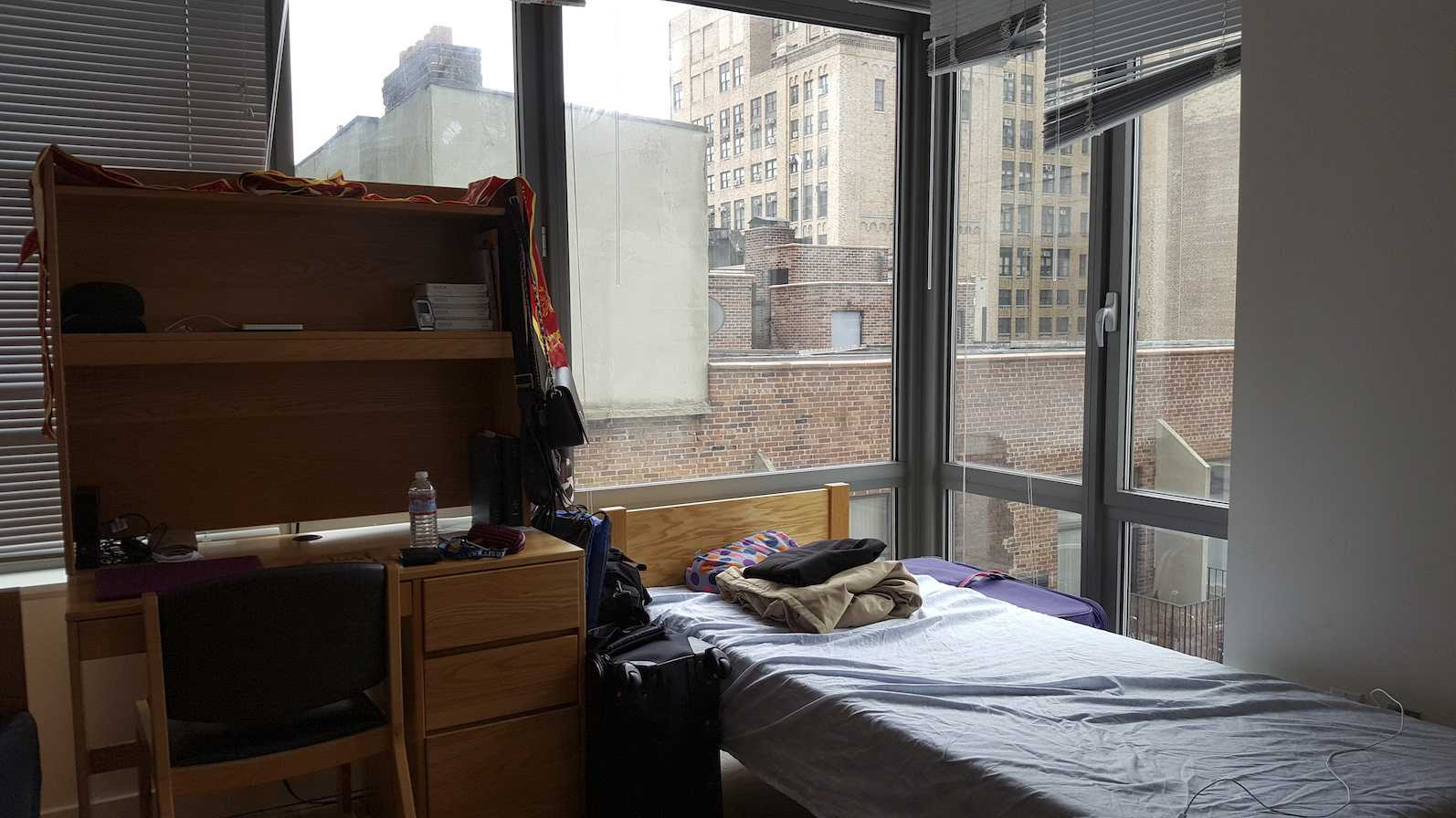 NYU commuters are moving into residence halls for the spring semester to save themselves time and stress.