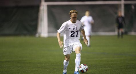 Soccer Trounces York College in Brooklyn