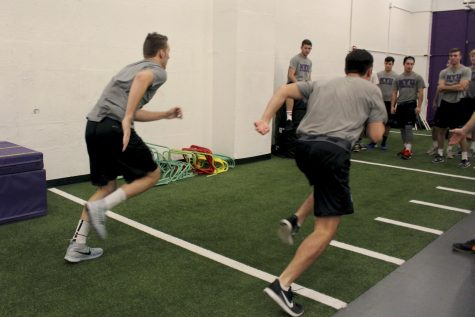 Young Baseball Team Bonds in Offseason Training