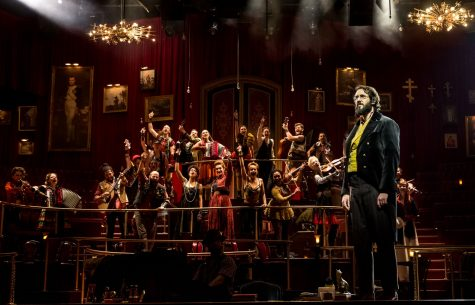 Tolstoy Meets Broadway in 'The Great Comet of 1812'