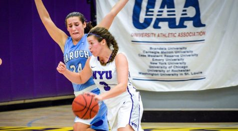 Basketball: Women Roll On, Men Split