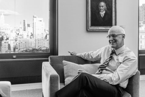 A Year In, President Hamilton Is Learning and Listening
