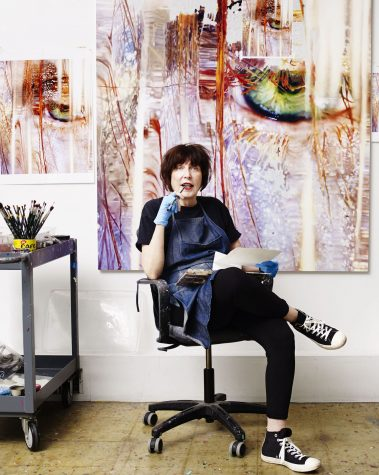 Marilyn Minter Turns Beauty Conventions on Their Head