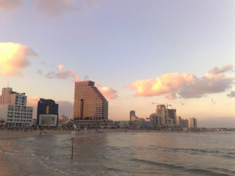 Tel Aviv: Some Electioneers Abroad