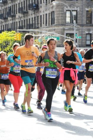Meet the RA Who Ran the NYC Marathon