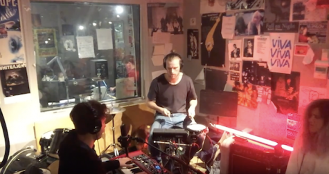 VIDEO: New Portals Opening Doors, Live at WNYU