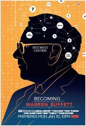 """Becoming Warren Buffett,"" an Inspiring Story about an Inspiring Man"