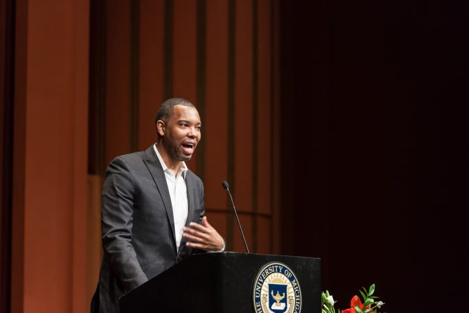 "Ta-Nehisi Coates, esteemed journalist and author of ""Between the World and Me,"" is expected to join the NYU faculty starting September 2017."