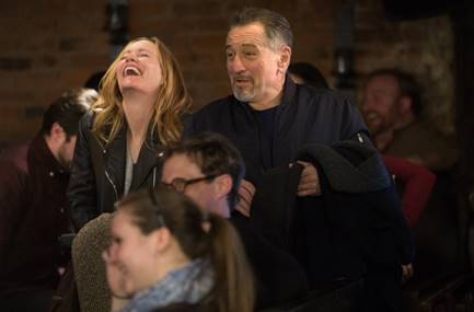 Robert DeNiro's Passion Project is a Forgettable Mess