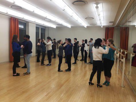 Have A Ball With NYU Ballroom