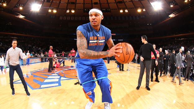 Latest on Carmelo Anthony, Cleveland Cavaliers, Jahlil Okafor and more
