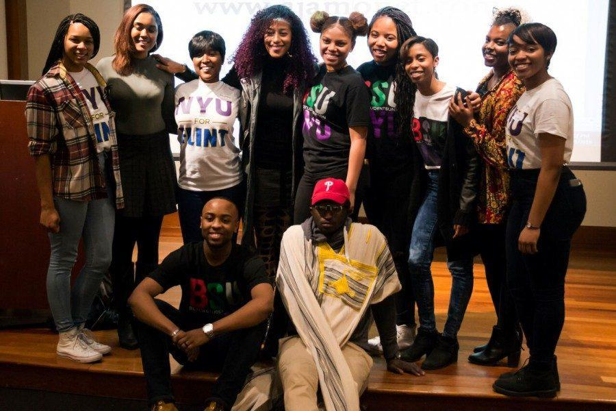 The+Black+Student+Union+gathered+for+the+Black+Solidarity+Conference+in+February%2C+2016.+The+Black+Student+Union+is+working+with+African+History+Month+this+year+to+organise+a+range+of+events+that+celebrate+African+heritage.