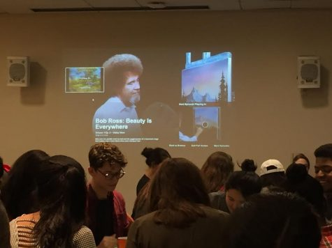 Bob Ross Event Reflected Philosophy