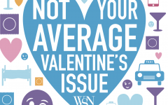 Not Your Average Valentine's Issue