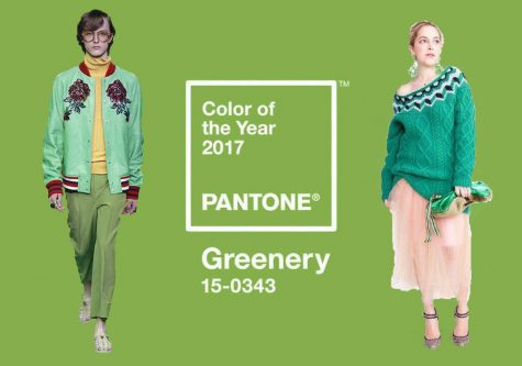 Greenery, 2017's Color of the Year, Ushers in a Hopeful Spring