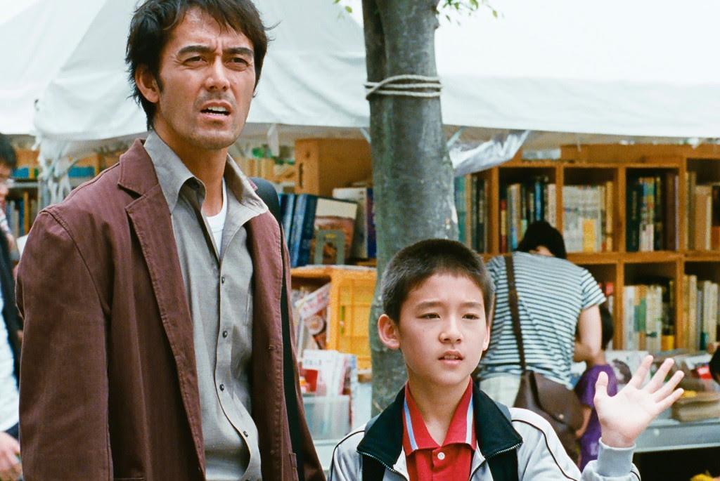 Hirokazu Kore-eda's new film,