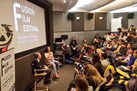 Fusion Fest Holds Directing Masterclass with Alum Melina Matsoukas