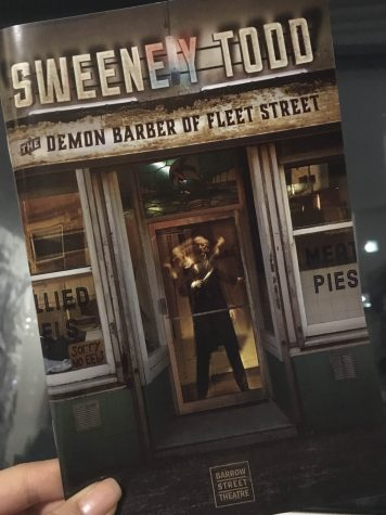 The Barber is Back on Barrow Street for 'Sweeney Todd' Revival