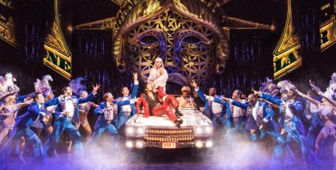 Miss Saigon at The Broadway Theatre
