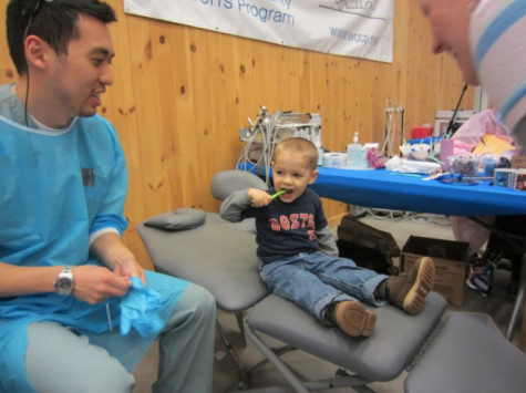 NYU Dentistry Students Brought Dental Service to Children in Maine
