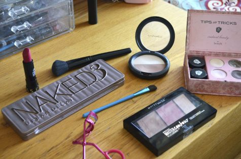 Daring To Go Dumpster Diving For Makeup