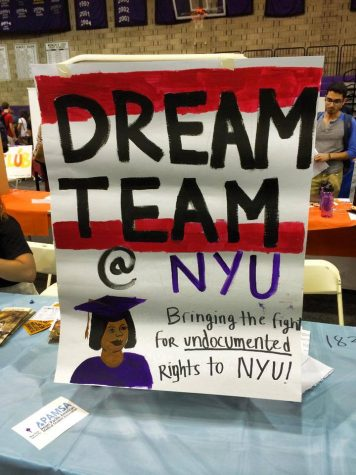 NYU blackout spotlights racism on college campuses