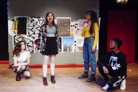 Aliens Land at NYU in New Musical Comedy