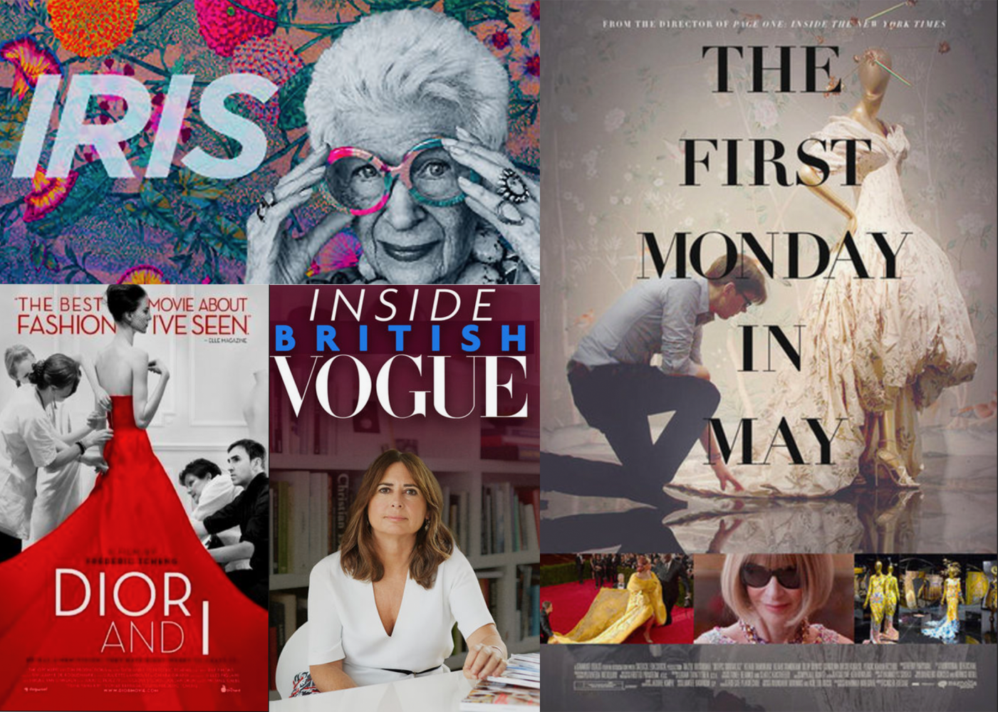 Binge on some fashion-focused shows on Netflix, including