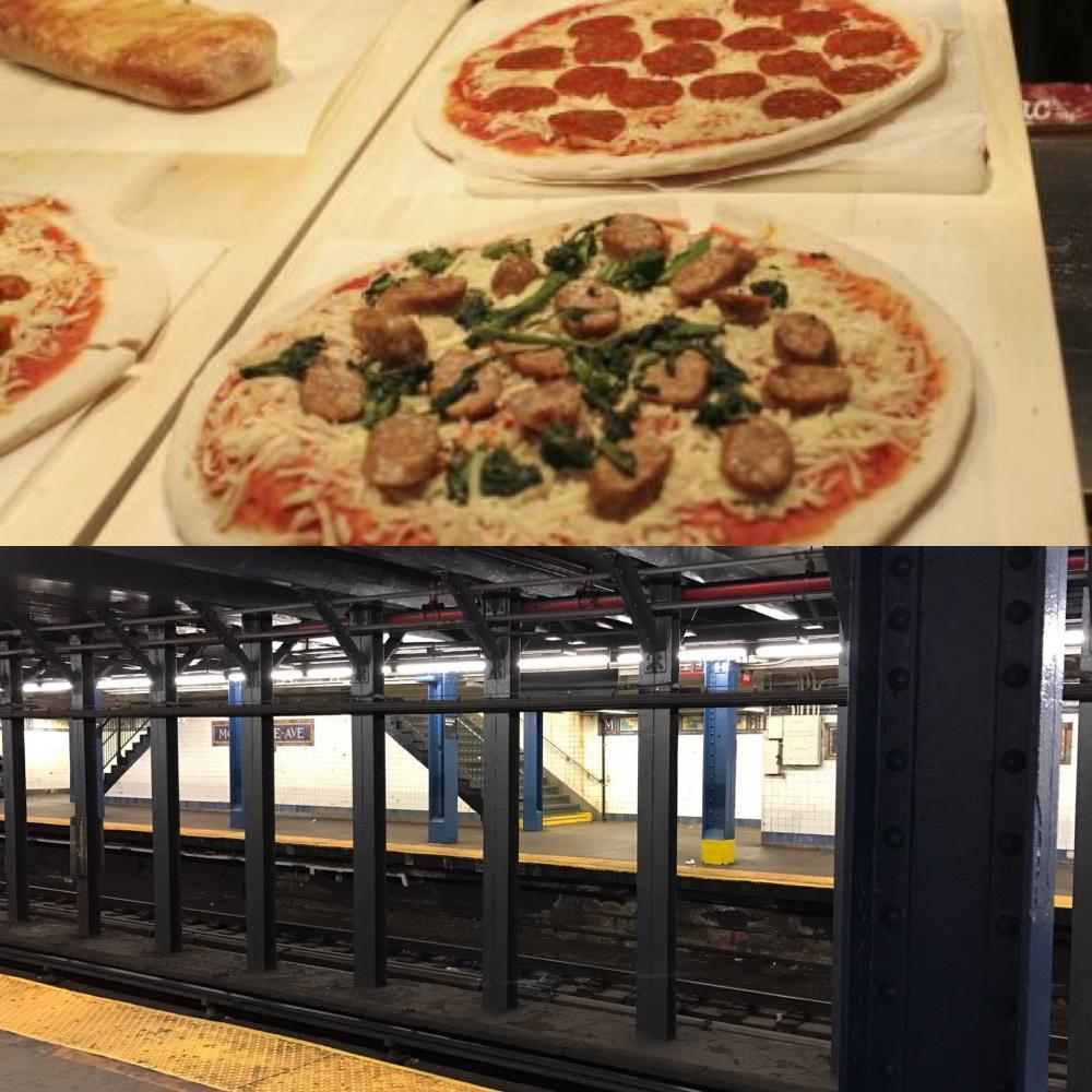 "The ""Pizza Principle"" is an economic theory stating that the average slice of pizza in New York will always equal the price of the subway fare. The principle comes from Eric Bram's New York Times article written in 1980."