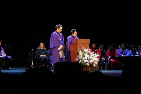 Steinhardt School of Culture, Education and Human Development Commencement '17