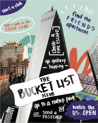 The Bucket List Issue