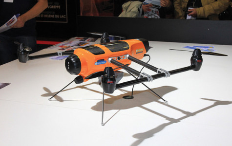 Flurry of studies find new uses for unmanned aerial drones