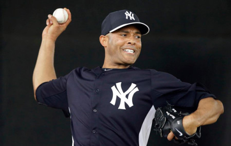 NY Yankees pitcher Mariano Rivera to retire