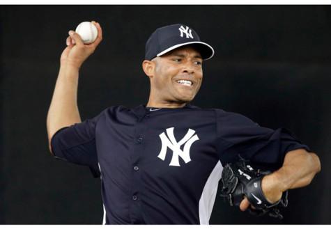 NY Yankees pitcher Mariano Rivera to retire